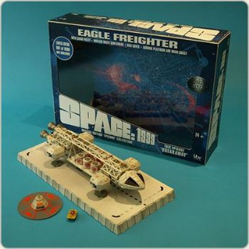 Space 1999 Eagle Freighter Breakaway Limited Edition Diecast Set 1